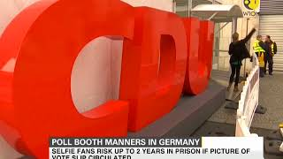 Know the poll booth manners of Germany