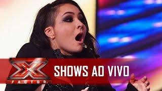 Naomi é escolhida pelo voto popular | X Factor BR