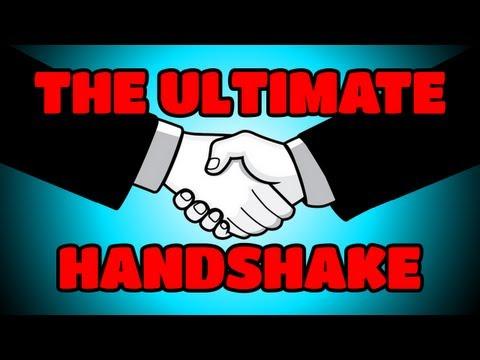 Download Lagu The Ultimate Handshake! MP3