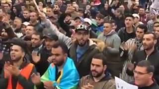 Anti-Government Protests Continue Across Rif