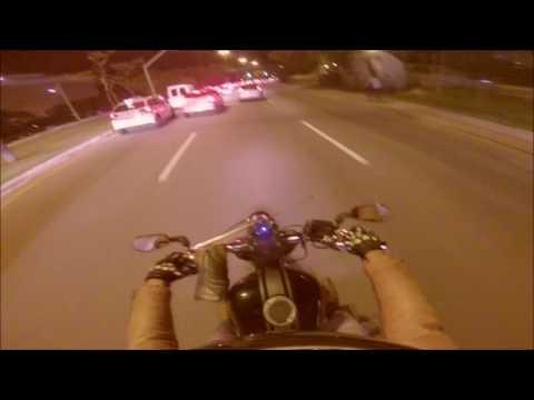 Diário de uma Moto em Floripa Johnny Pag Pro Street Korredor Kustom Kulture