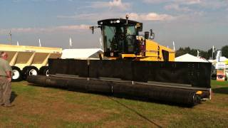 The New Oxbo 4334 Self-Propelled Merger at #AgProgress
