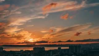 City Sunset 4K 🌆 Baku/Azerbaijan