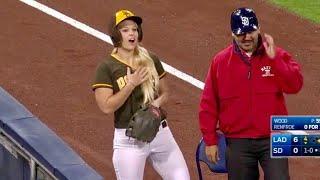 MLB | Ballgirl Awesome