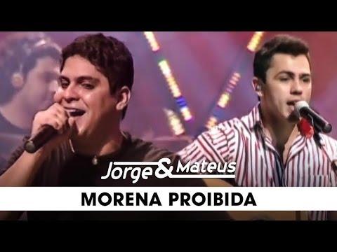 Jorge e Mateus Morena Proibida DVD Ao Vivo Em Goiânia Clipe Oficial