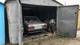 Гаражная находка: праворульная Mazda 1984 года с пробегом 80 тысяч км Familia 323