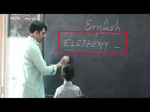 Xxx Mp4 BJP Leader Write Wrong Spelling While Teaching In Gujarat 3gp Sex