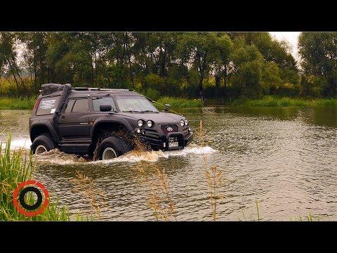 выбор машины для города и рыбалки