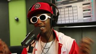 .@EmteeSA performs 'By Any Means' on #TGE with Pearl & Amon