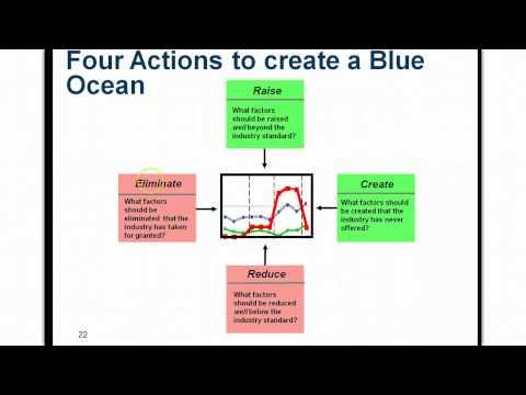 Understanding The Blue Ocean Strategy
