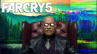 FAR CRY 5 GLITCH The Matrix Can't Fix Itself