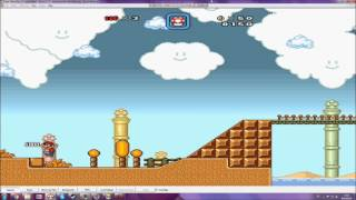 PGE [Super Mario Bros. X (SMBX)] - Speed Maker Showcase - Airship Attack 2 [Progress 1]
