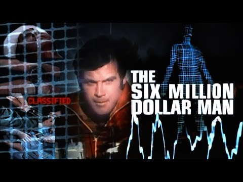 The Six Million Dollar Man Opening and Closing Theme With Intro HD Surround