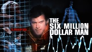 The Six Million Dollar Man Opening and Closing Theme (With Intro) HD Surround