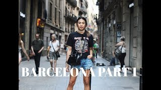 TRAVEL VLOG EP : 22 - BARCELONA PANAS MEMBARA     Jovi Hunter