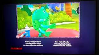 Doc McStuffins Gulpy Gulpy Gators / One Note Wonder Credits