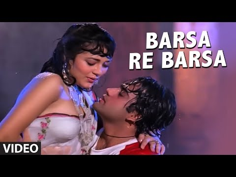 Barsa Re Barsa [Full Song] | Aag Aur Shola