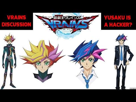 Yu-Gi-Oh VRains: Yusaku is a HACKER!? + New Air Time