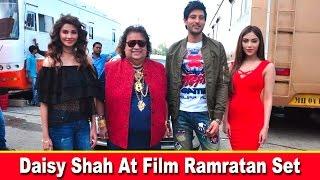 UNCUT | On location Of Film Ramratan With Daisy Shah and Bappi Lahiri