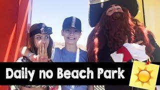DETONAMOS NO BEACH PARK ft. Lucas Andrade || Valentina Schulz