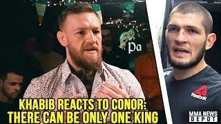 Conor McGregor announces retirement from MMA; Khabib & Dana react to Conor; Cejudo on TJ; Pettis