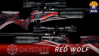 Daystate Red Wolf HP Laminate - OVERVIEW