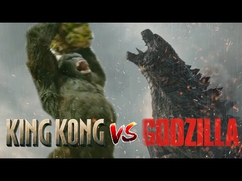 Godzilla VS King Kong Epic Clash Fan Trailer
