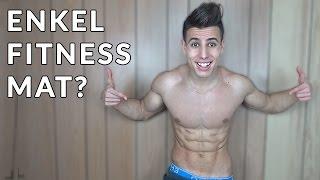 HUR GÖR MAN: Enkel Fitness Mat?