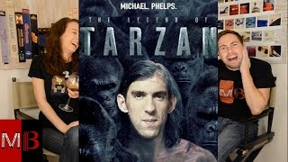 """""""The Legend of Tarzan"""" Movie Review - MovieBitches Ep 104"""