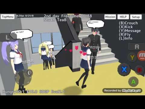 Xxx Mp4 โลกฟรุ้งฟริ้งสีชมพู รุ่นพี่คะ♡♡♡ Schoolgirl Simulator Jigsaw Ch 3gp Sex