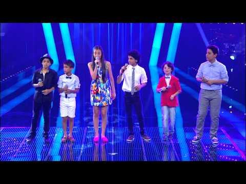 O Ses Çocuklar Final Açılış Performansı Hayat Bayram Olsa