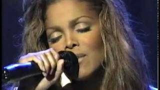 Janet Jackson Again Live & Rare!