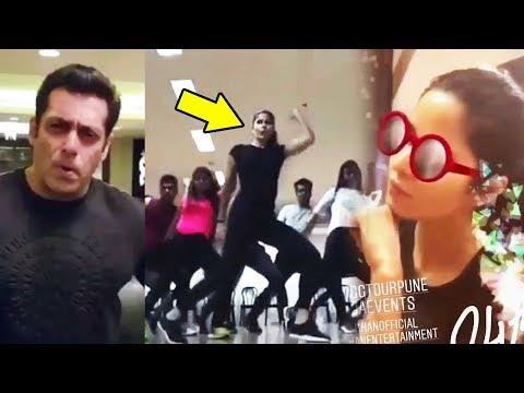 Xxx Mp4 DABANGG Tour Pune 2018 Rehearsals Salman Khan Katrina Kaif 3gp Sex