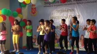 Waka Waka Dance Performance by P5J