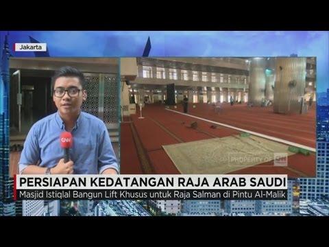 Xxx Mp4 Kedatangan Raja Arab Saudi Masjid Istiqlal Bangun Lift Khusus Untuk Raja Salman 3gp Sex