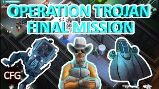 Space Marshals | OPERATION TROJAN - FINAL MISSION! | CAMPAIGN WALKTHROUGH! | CHAPTER 3 - MISSION 8