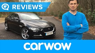 Jaguar XE Saloon 2018 | Mat Watson Reviews