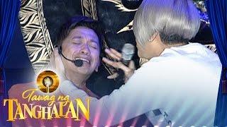 Drama sa Tanghalan: Jhong was hit by the Gong