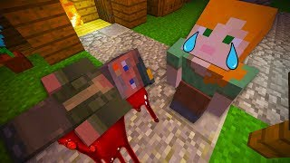 Alex and Satan Minecraft - Alex