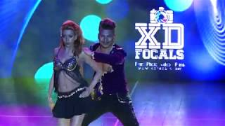 ESHAN & PREETI IGT NIKHIL ANAND'S ELEVATE DANCE INSTITUTE ELECTRA 17 AUGUST SHOW