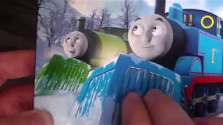 Thomas and Friends Home Media Reviews Episode 97 - The Christmas Engines