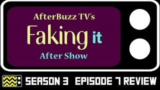 Faking It Season 3 Episode 7 Review & After Show | AfterBuzz TV