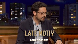 LATE MOTIV - Carlo Padial.