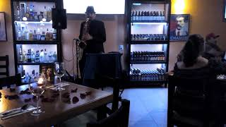 Just the way you are (Billy Joel) Saxophone Cover Victor Kris