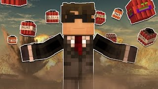 Minecraft Mod Showcase   SO MANY DIFFERENT TNT EXPLOSIONS! (Crazy Bombs Mod!)