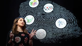 Your fingerprints reveal more than you think | Simona Francese