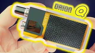 WHOA...A Vape From The 1970s?! The Orion Q By Lost Vape Quest!