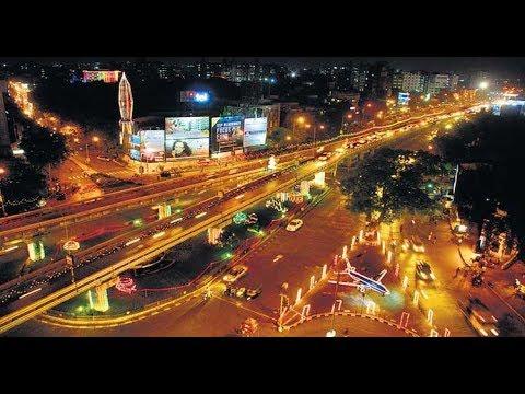 Xxx Mp4 Surat City Night Diwali Adajan Vesu Piplod Pal Time Lapse DJI OSMO MOBILE 3gp Sex