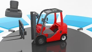 Colors for Children to Learn with Street Vehicles & Cars Colours for Kids to Learn, Videos Cars 16