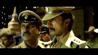 Arun Sagar target to insult Police Sudeep | Doddanna | Kannada Best Scenes of Veera Madakari